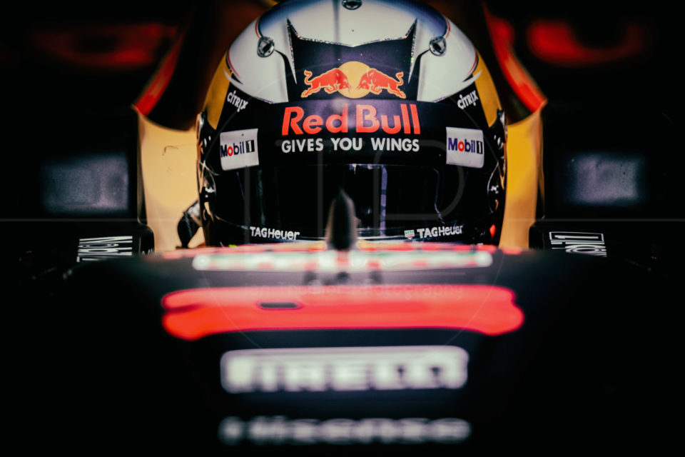 Formula 1 2017: Spanish Grand Prix by Ian Thuillier.