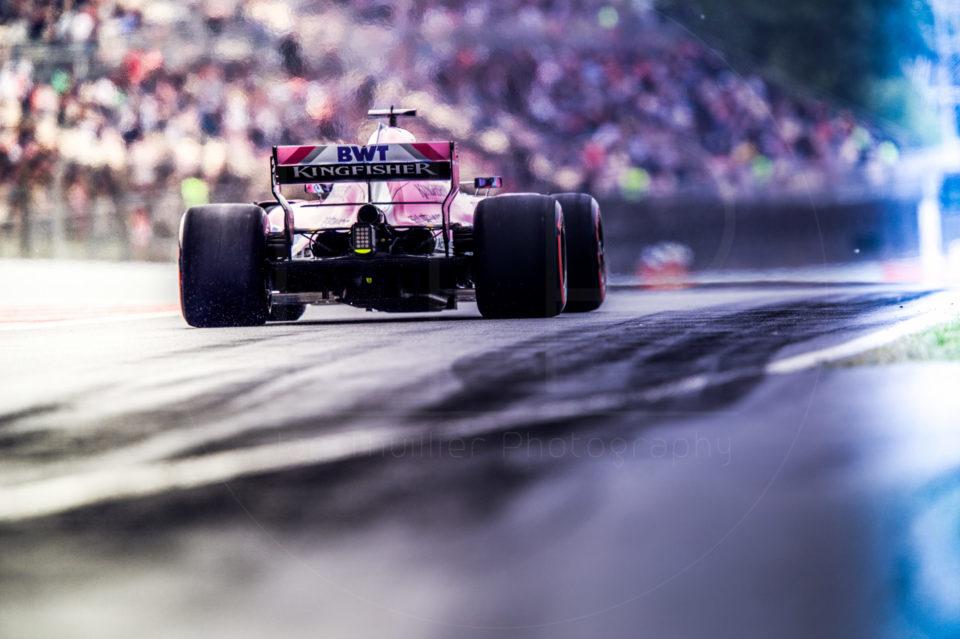 Formula 1 2018: Spanish Grand Prix by Ian Thuillier.