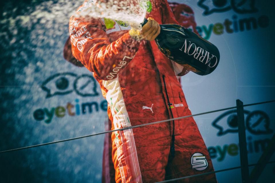 Formula 1 2018: Austrian Grand Prix by Ian Thuillier.